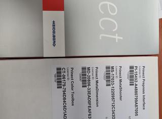 Heidelberg Suprasetter A52 / A75 P210323102