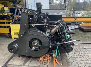 Heidelberg A3/GTP ART - Stanz- und Heißprägeautomat