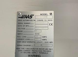 Haas VF-6 P210323160