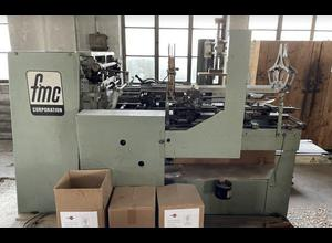 FMC  RS-2 / thermoplastic quad stayer  4 corner taping machine