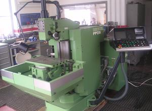 Deckel FP 2 A cnc universal milling machine