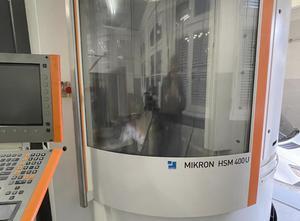 Obráběcí centrum - vertikální Mikron HSM 400 U