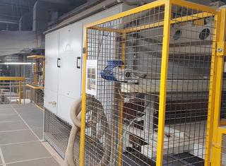 WIKOMA Honeycomb drying-stretching machine type EX–05/NE–W P210324065