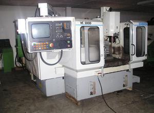 Obráběcí centrum - vertikální Mikron VC 500 D