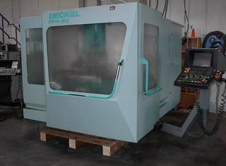 Deckel FP 4-60 P210324080