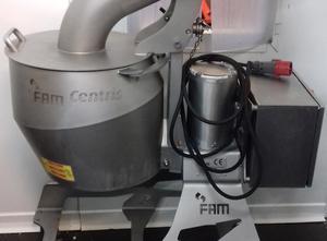FAM CENTRIS 315 Gemüse und Obst- Schneide-, Wasch- und Blanchierenmaschinen