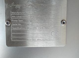 Alfa Laval LKH-40/235 P210324082