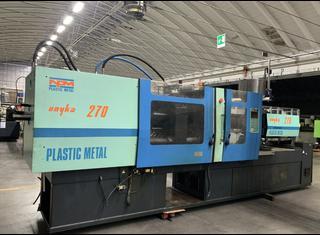 NUOVA PLASTIC METAL UNYKA 270 P210324083