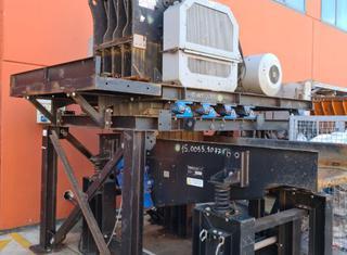 FORREC Hammer Mill Z14/700-132 P210324087