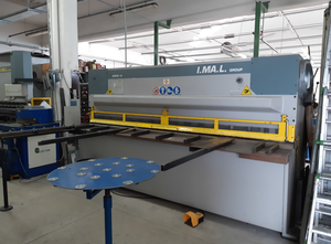 I.MA.L.  GROUP Speed 63 CNC Schere