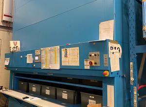 Cremalleras de paleta Kardex Industriever