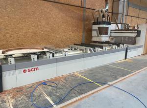 SCM Record 210 AL XL TVN Prisma Wood CNC machining centre - 5 Axis