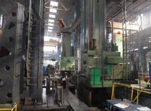 INNSE FAC 221 CNC Plattenbohrwerk