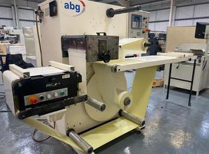 ABG SR330 Rollenschneidmaschine