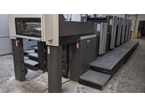 Heidelberg SX 74-5 L 5 Farben Offsetdruckmaschine