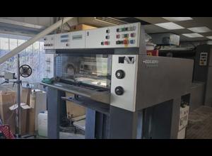 Heidelberg SM 74-5-P3-H 5 Farben Offsetdruckmaschine