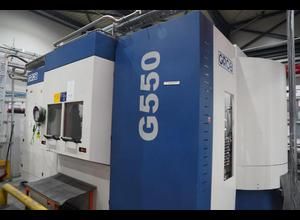 Grob G 550 Bearbeitungszentrum 5-Achsen
