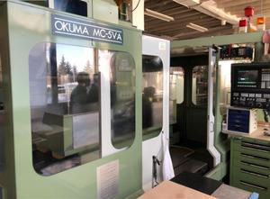Okuma MC 5 VA Bearbeitungszentrum Vertikal