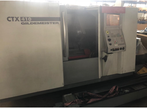 Gildemeister CTX 410 Drehmaschine