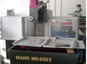 Maho MH 600 E CNC-Fräsmaschine Universal