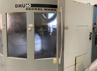 Deckel Maho DMU 60 T P210326046