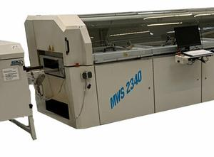 Seho MWS 2340 F Wave soldering machine