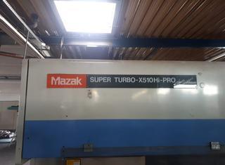 Mazak STX510 Hi Pro 2KW P210326055