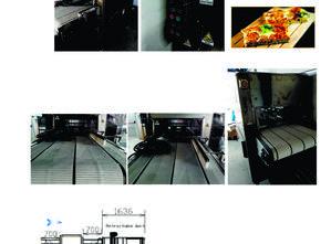 Super srl 3 Bakery machine