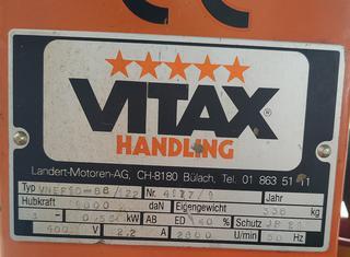 VITAX HANDLING VNEF10 P210326106