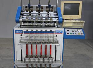SKF laboratory ring spinning machine, 6 spindles