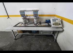 BARUDAN double head embroidery machine type BEAT-802T-YS