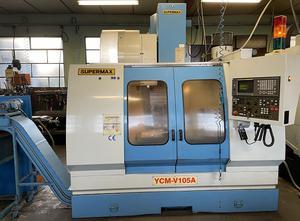 YCM FV105 Bearbeitungszentrum Vertikal