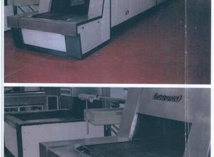 Używany piec taśmowy Imaforni Cyclothermic 20x1
