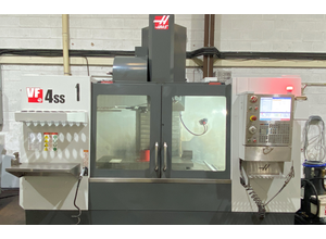 Centre d'usinage vertical Haas VF-4SS