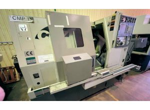 CMZ TL-20 Drehmaschine CNC