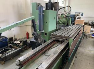 TOS FSS 80 cnc bed type milling machine
