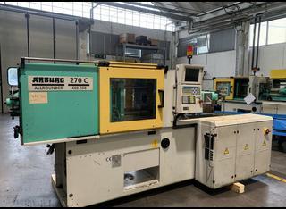 ARBURG 270 C 400-100 P210329076