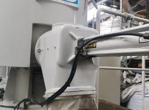 Presse à injecter CACCIA Turbomixer CP 200 E