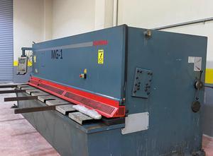 Durma SBT 4013 CNC Schere