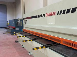 Durma CNC AHGM 6006 CNC Schere