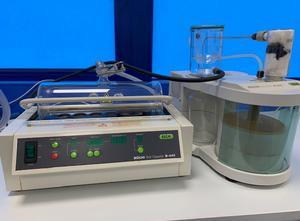 Buchi Wet Digester B-440, Scrubber B-414 Laborzubehör
