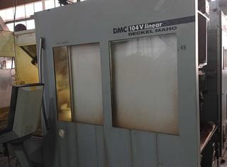 DECKEL MAHO DMC 104 V Linear P210330090