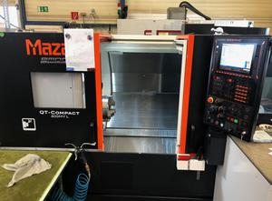 Mazak QT Compact 300 MYL 1000 U Drehmaschine CNC