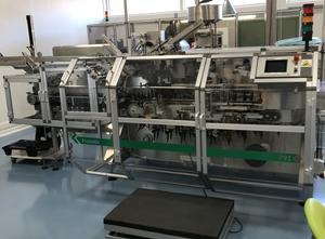 Romaco Promatic P 91 Kartoniermaschine