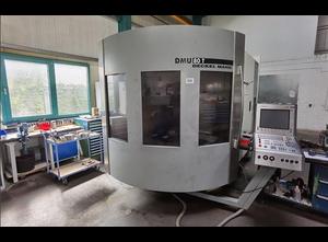 Centro de mecanizado vertical Deckel-Maho DMU 80 T