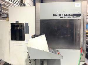 Centro de mecanizado vertical Deckel-Maho DMU 80P Hi-dyn