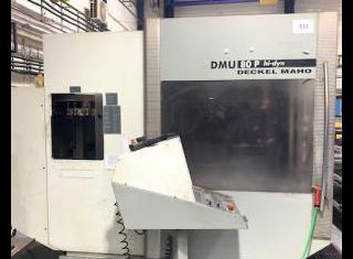 Deckel-Maho DMU 80P Hi-dyn P210331059