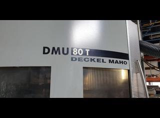 Deckel-Maho DMU 80T P210331061