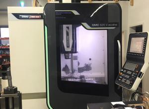 Centro de mecanizado vertical DMG DMC 635V