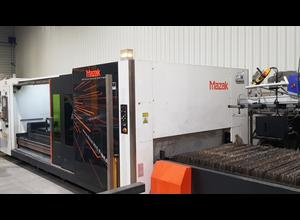 Mazak Optiplex Nexus 3015 Fiber laser cutting machine
